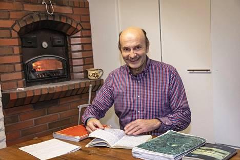Eero Könönen syyttää ilmastonmuutosta sään ennustamisen vaikeuttamisesta.
