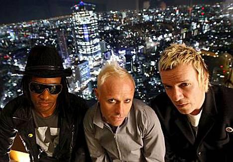 The Prodigy samplaa uusimmalla levyllään pätkän Pepe Deluxin kappaletta.