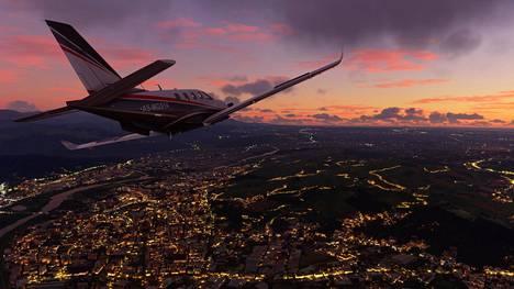 Microsoft Flight Simulator hyödyntää yhtiön Bing-karttoja ja Azure-pilvilaskentaa. Se on silti pc-tietokoneelle hyvin raskas.
