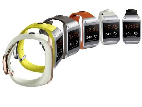 Samsung julkisti Galaxy Gear -älykellonsa syyskuun alussa.