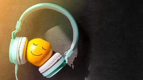 Hyvä musiikki on kuin vitamiinia mielelle.