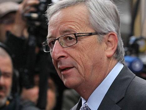 EU-komission uusi puheenjohtaja Jean-Claude Juncker.