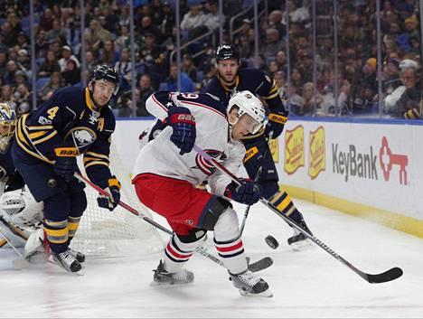 Korpikoski pelasi NHL:ssä 609 runkosarjaottelua. Hänen viimeiseksi seurakseen jäi näillä näkymin Columbus kevällä 2017.