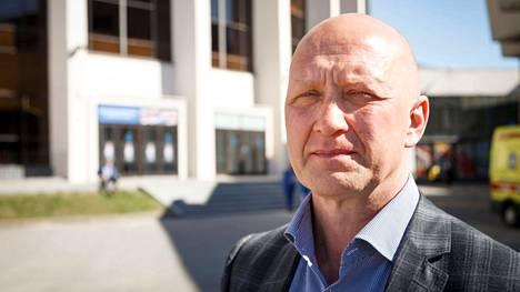 Jarmo Kekäläinen arkistokuvassa.