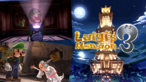 Luigi's Mansion 3 on tasapainoista Nintendo-seikkailupelailua kauhuvirityksellä.