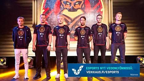 ENCE voitti Ukrainasta pelatusta CS-turnauksesta 125 000 dollaria.