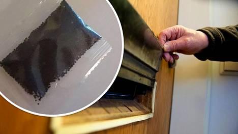 Tanskassa hämäriä siemenpaketteja on lähetetty tuhansille ihmisille.