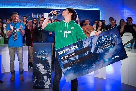"""Mun """"MMA"""" Seong Won on kuulunut StarCraft II:n ykkösnimiin vuodesta 2011 lähtien."""