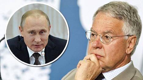 Suurlähettiläs Rene Nybergin mukaan Venäjän toimintaa eivät koskaan ohjaa talouden realiteetit.