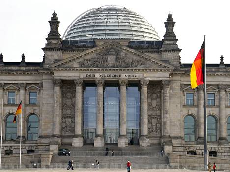 Verizonin kaapelit Saksan parlamenttirakennukseen katkotaan vuoden vaihteessa.