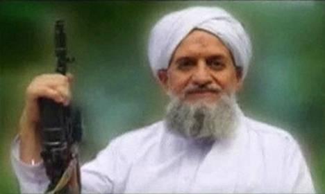 Al-Qaidan johdossa Osama bin Ladenia seuranneen Ayman al-Zawahirin olinpaikasta ei ole tietoa – eikä siitä, onko hän edes elossa.