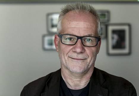 Thierry Frémaux työskentelee myös Lyonissa sijaitsevan Lumière-instituutin johtajana.