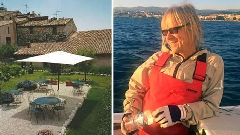 """Catja päätti toteuttaa äitinsä unelman – pisti perintörahat kiinni taloon Rivieralla: """"Tulen Suomeen, kun päivät pitenevät"""""""