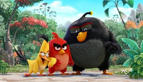 Angry Birds -elokuva käsittelee myös erilaisuuden tärkeyttä ja sen hyväksymistä.