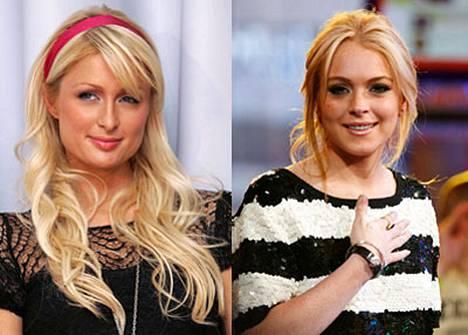 Lindsay ja Paris ovat päättäneet lyödä viisaat päänsä yhteen.