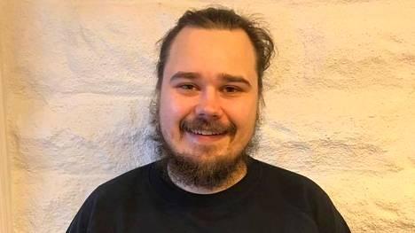 Max Grönholm on intohimoinen kalamies. Oma kalakauppa on toteutunut haave.