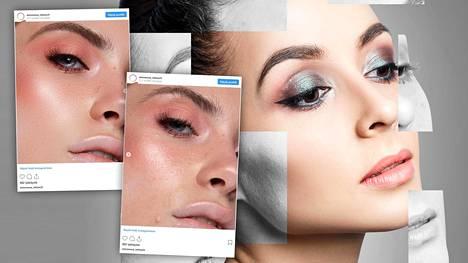 Photoshop mielletään nykyisin jo helposti syylliseksi mainosmaailman epätodellisiin vartaloihin, mutta ehkä yhtä automaattisesti ei ajatella, että samaa, joskus rajuakin, muokkaustyyliä käytetään myös kauneuskuviin.