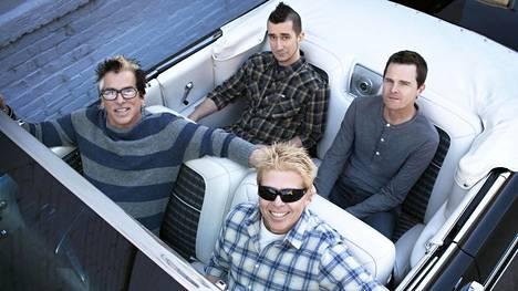 The Offspringin punkkia kuullaan kesällä Oulussa.