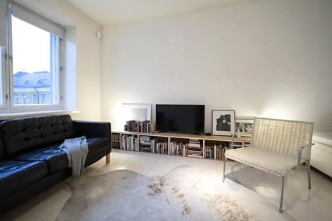 Koti on ennen kaikkea paikka, jossa rentoudutaan ja rauhoitutaan, Vesanen sanoo.