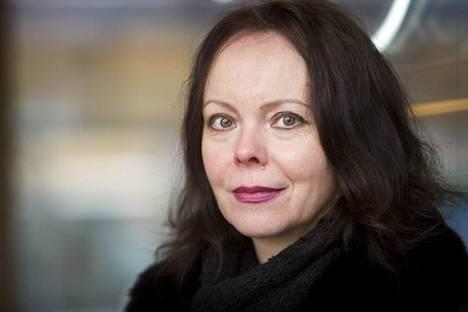 Tohtori Jaana Haapasalo on muun muassa kirjoittanut kirjan kriminaalipsykologiasta.