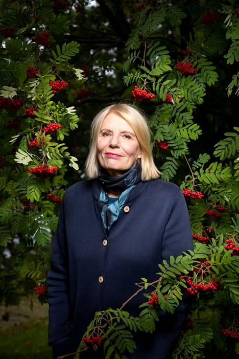 –Naiset unohdetaan helposti, Heidi Köngäs sanoo.
