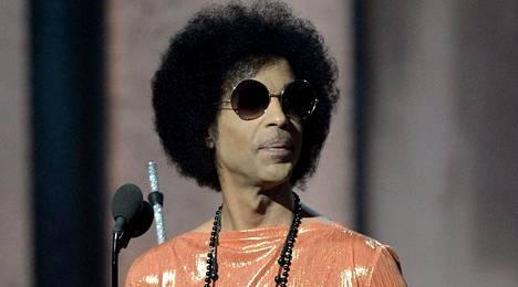 Prince kuoli huhtikuussa 57-vuotiaana.