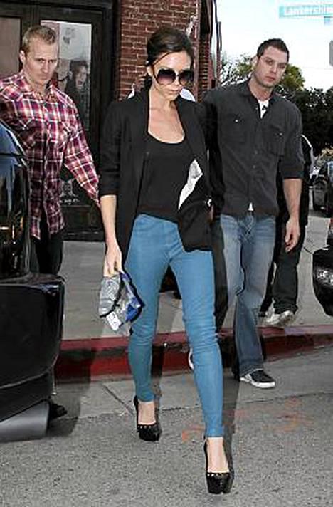 Victoria Beckham Los Angelesissa.