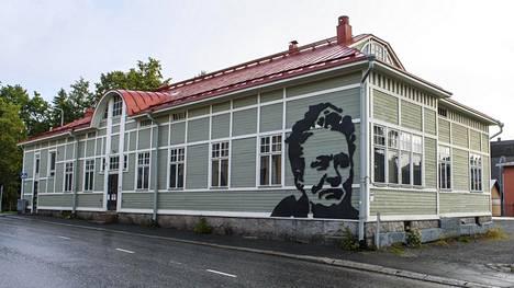 Minna-seinäteos on kuvataiteilija Jukka Huhtalan luomus vuodelta 2007.