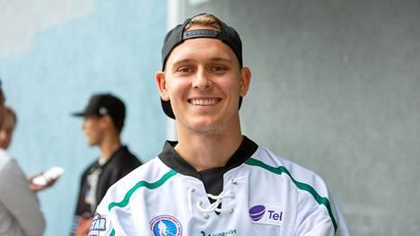 Maalivahti Kevin Lankinen ei ole vielä debytoinut NHL:ssä.