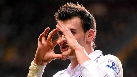 Gareth Bale saataa olla kohta maailman kallein jalkapalloilija.