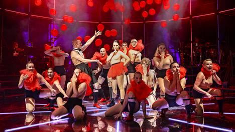 Turun kaupunginteatterin Cabaret saa ensi-iltansa perjantaina.