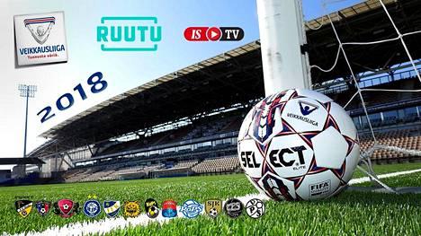 Kaikki Veikkausliigan 198 ISTV-ottelua ovat nähtävissä netissä suorana ja tallenteina Ruutu+ -tilauksella (9,95 €/kk, ensimmäinen kuukausi ilmainen).