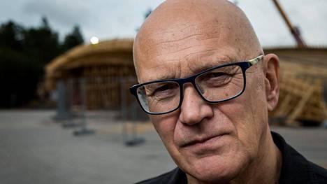 Jukka Härkönen manageroi egyptiläistähteä.