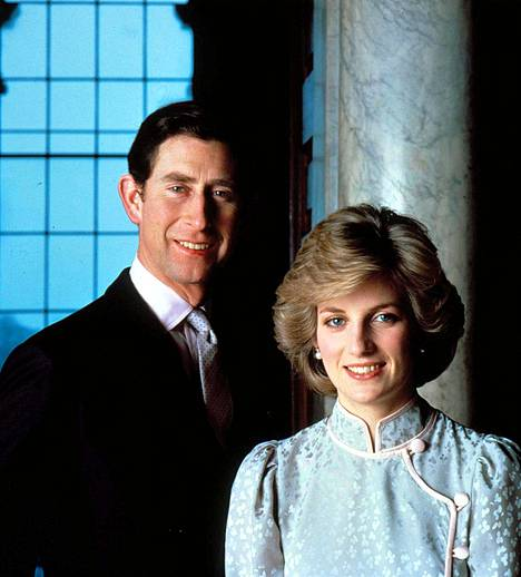 Charles ja Diana vuonna 1985.