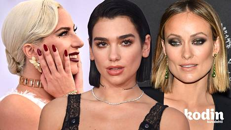 90-luvulta tutut meikkityylit saa taas ottaa käyttöön.