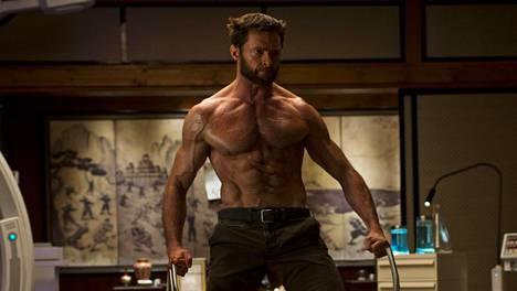 Hugh Jackman on näytellyt muun muassa Wolwerinea X-men -elokuvissa.