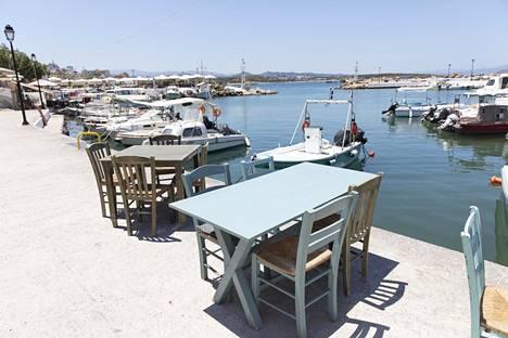 Turistikohteiden liikkeet ja ravintolat vasta availevat oviaan oltuaan pitkään suljettuina koronakriisin puhjettua.