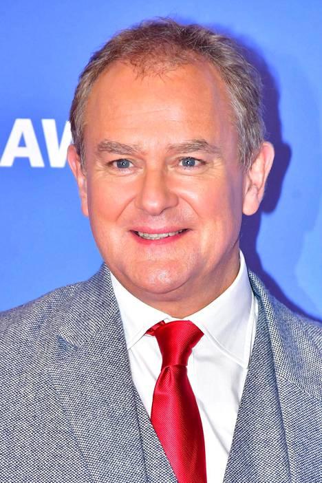 Näyttelijä Hugh Bonneville.