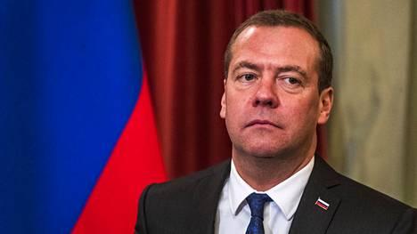 Venäjän pääministeri Dmitri Medvedevin mukaan Venäjä hyväksyy virallisesti joulukuussa 2015 tehdyn Pariisin ilmastosopimuksen.