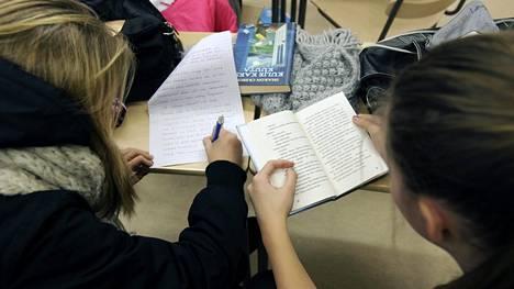 Oppilaiden väliset lukutaitoerot olivat nyt suuremmat kuin kertaakaan Suomen PISA-tutkimusten historiassa.