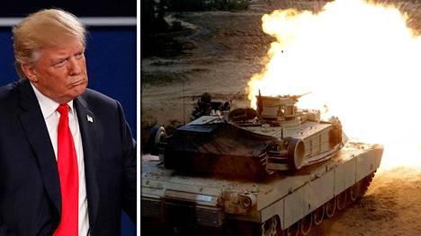 Yhdysvaltain presidentiksi nouseva republikaanien Donald Trump on esittänyt näkemyksiä, joiden mukaan Naton ei ole pakko rientää apuun, mikäli sotilasliiton jäsenmaa ei ole täyttänyt sille asetettuja velvoitteita.
