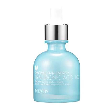 Bestsellereihin kuuluva hyaluronihapposeerumi lukitsee kosteuden iholle. 29,90 € / 30 ml, Stockmann.