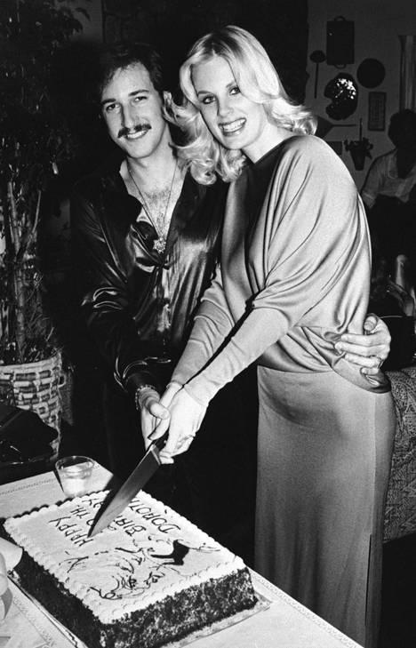Paul Snider ja Dorothy Stratten.