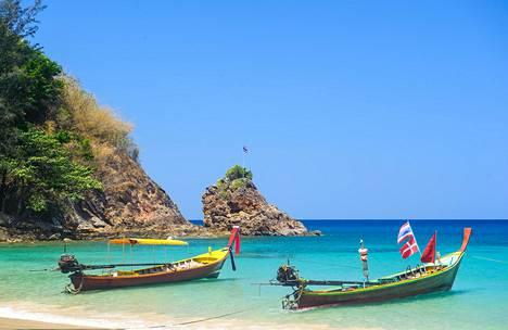 Thaimaa on myös uuden selvityksen mukaan erittäin suosittu matkailumaa.