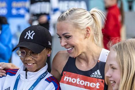 Korte otti Jyväskylän Motonet GP:ssä voiton, faninsa ja kilpailun kovimmat bonukset.