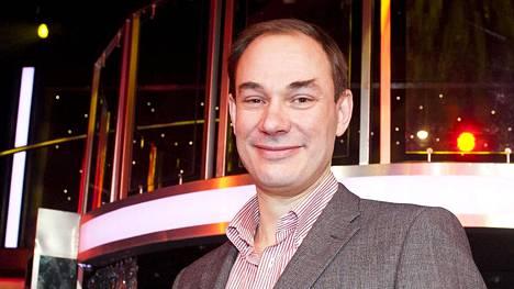 Petri Lairikko vuonna 2012.