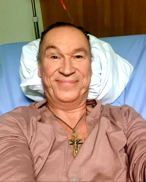 – Soittivat sieltä terveyskeskuksesta, että äkkiä sairaalaan, Ile Vainio kertoo.