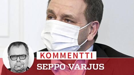 Jan Vapaavuori pettyi kaudellaan Helsingin pormestarina.