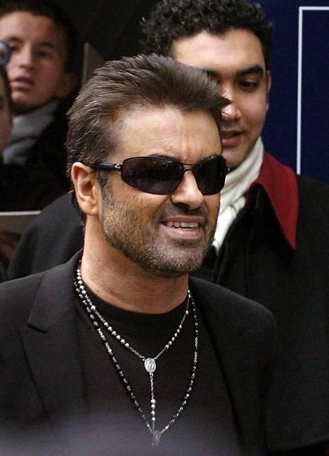George Michael oli jo nuoruudessaan karismaattinen, mutta ikääntyminen toi hänelle arvokkuutta.