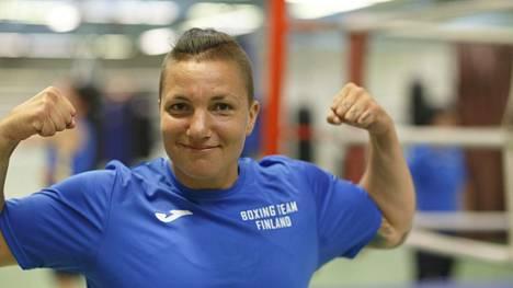 Elina Gustafsson iski nyrkkeilyn EM-finaaliin!